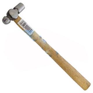 500GmsBall Pein Hammer Wooden Shaft Hardened Tempered Polished Head