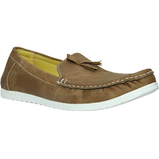 Marco Ferro In Vogue Brown Men's Casual Shoes