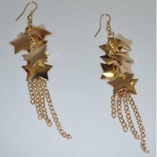 Golden Earring Danglers