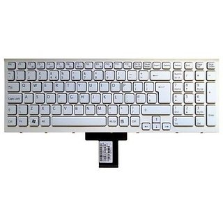 Compatible Laptop Keyboard For Sony Vaio Vpc-Eb1Egx/Bi, Vpc-Eb3F4E/Wi With 3 Month Warranty