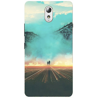 Lenovo Vibe P1M Printed Back Cover by Print Vale