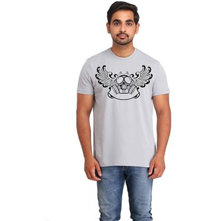 Snoby Printed Cotton T-shirt (SBY16428)