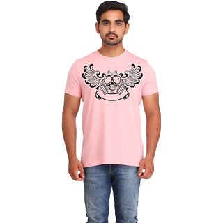 Snoby Printed Cotton T-shirt (SBY16431)
