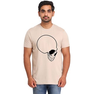 Snoby Blank khopdi cotton printed T-shirt (SBY16499)