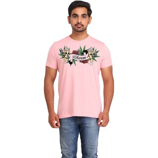 Snoby Charm cotton printed T-shirt (SBY16515)
