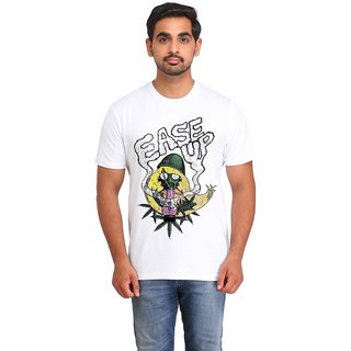 Snoby Ease up cotton printed T-shirt (SBY16530)