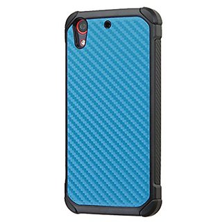 Asmyna Cell Phone Case For Htc Desire 626 Blackblue