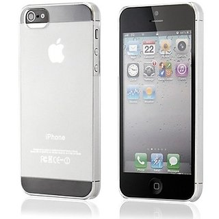 Cable And Case Cute Hard Skin Designer Protection Crystal Clear Case For The New Iphone 5S