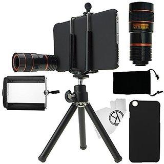 Camkix Camera Lens Kit For Iphone 6 Plus/6S Plus - Black