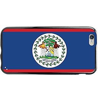 Cellet Proguard Case For Iphone 6 - Belize Flag/Clear