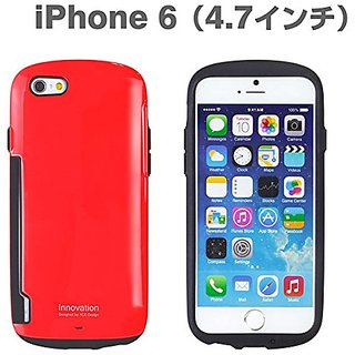 Iface Innovation Collection Slim Fit Dual Layer Hard Case For Iphone 6/6S - Red