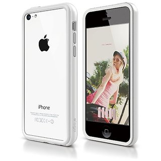 Elago S5C Bumper Case For iPhone 5c - White