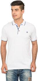 Zeven Polo White T shirt