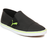 Puma Elsu V2 Slip On Sl Idp Men's Black Slip On Casual Shoes