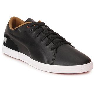 Puma Wayfarer Speziale Sf Men's Black Lace-up Casual Shoes