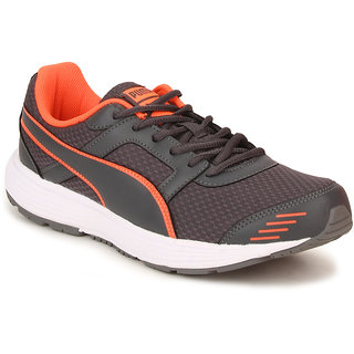 Puma Harbour Dp Men's Grey Sport Shoes