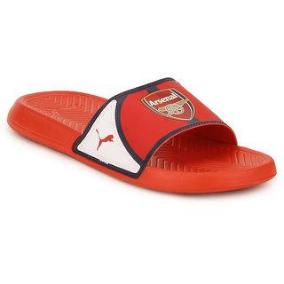 Puma Popcat Afc Men's Red Flip Flops