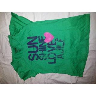 Green T-Shirt Printing
