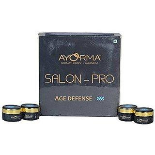 Ayorma Age Defense Kit Salon Pro, 400Gm