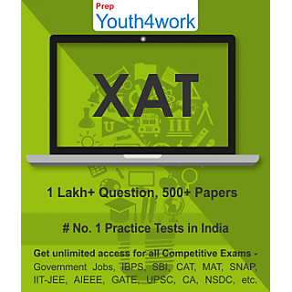 XAT Best Online Practice Tests Prep - Unlimited Access - 500+ topic wise tests for All  Competitive Exams