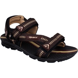SS0901G Sparx Men' Floater Sandals (SS-901 Brown)