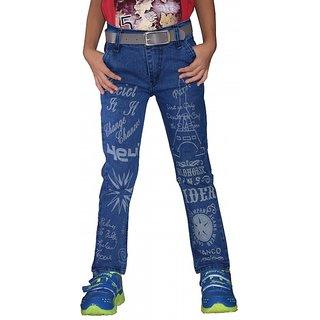 Tara Lifestyle Denim jeans pant for kids  boys jeans pant - Print-1001-MOD