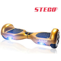 STEGO S1104 Gold Self Balancing Scooter / Hoverboard