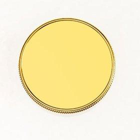 1GM Gitanjali Plain 999-24Kt Gold Coin