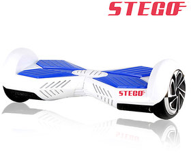 STEGO S2204 White  Blue Self Balancing Scooter / Hoverboard