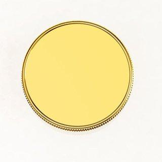 1GM Gitanjali Plain 918-22Kt Gold Coin