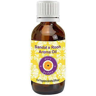 Sandal -E- Rooh Aroma Oil - 30ml (Fragrance made in Spain)