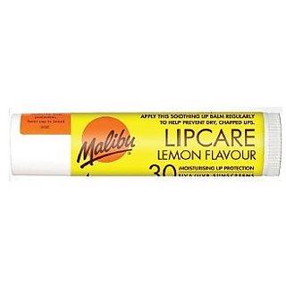 Malibu Sun Stick Lemon Flavour Lip Balm SPF-30,4g