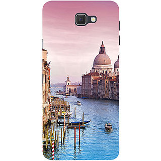 Casotec Venice Design 3D Printed Hard Back Case Cover for Samsung Galaxy J7 Prime