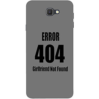 Casotec Funny Quotes Design 3D Printed Hard Back Case Cover for Samsung Galaxy J7 Prime