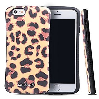 iPhone 6 / 6s Plus Case, Agileopt 3D Embossed Painting Case for iPhone 6 / 6s Plus (5.5