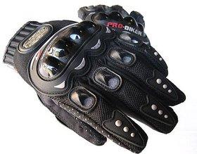 Pro-Biker Riding (Gloves Black) XL