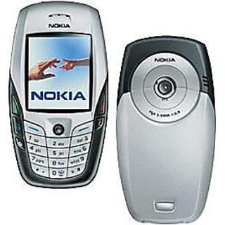 Nokia 6600 Full Housing Body Panel