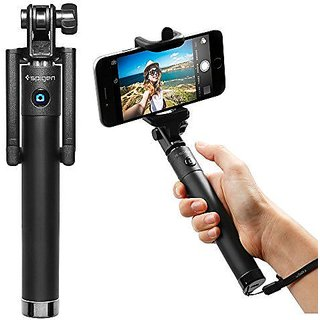 Easy Aux Metal Selfie Stick ( Premium Quality )