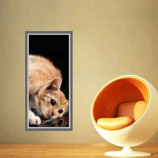 Decor kafe Sweet Cat Wall Poster
