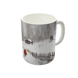 Dreambolic Big Bad Wolf Coffee Mug-DBCM21100