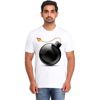 Snoby Bomb printed t-shirt (SBY16677)