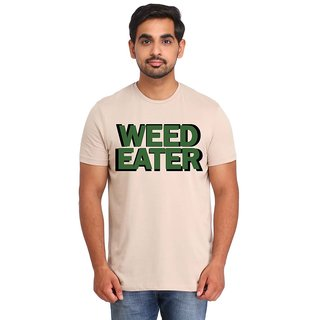 Snoby WEED EATER printed t-shirt (SBY16772)