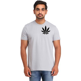 Snoby Weed patch printed t-shirt (SBY16792)