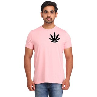 Snoby Weed patch printed t-shirt (SBY16795)