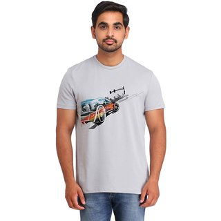 Snoby Poster printed t-shirt (SBY16820)