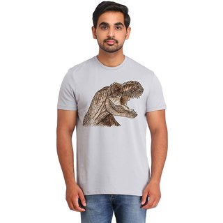 Snoby Crocodile face printed t-shirt (SBY16855)