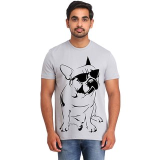 Snoby Smart Doggy printed t-shirt (SBY16869)