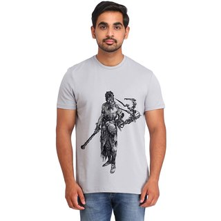 Snoby Warrior Shadow printed t-shirt (SBY16876)