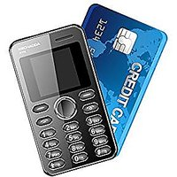 Kechaoda K66 Credit Card Size Phone,1.44Display,MP3/MP4 Video Player/Bluetooth /Rose Gold Colour