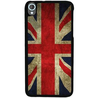 Ayaashii England Flag Back Case Cover for HTC Desire 820::HTC Desire 820Q::HTC Desire 820S